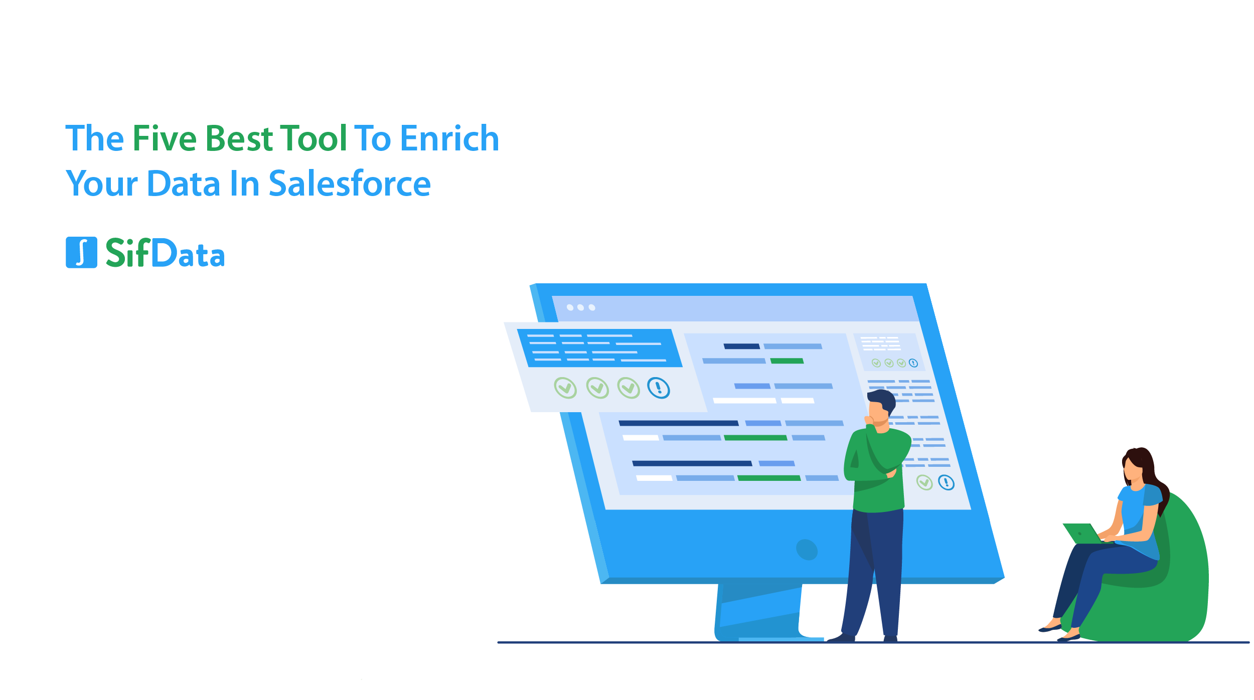 THE FIVE BEST TOOLS TO ENRICH YOUR DATA IN SALESFORCE