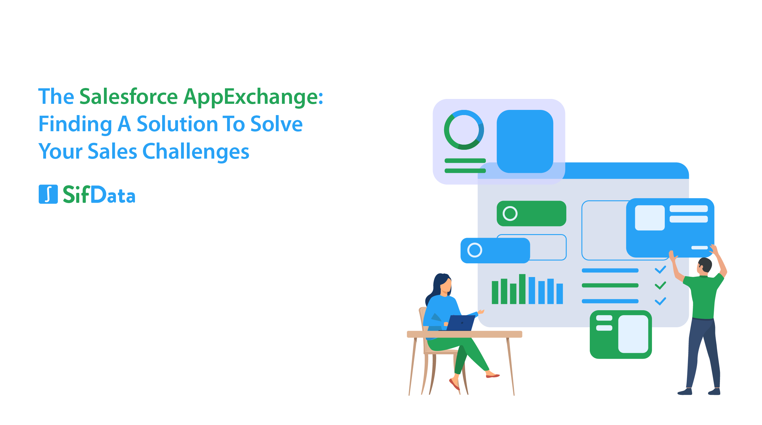 THE SALESFORCE APPEXCHANGE: FINDING A SOLUTION TO SOLVE YOUR SALES CHALLENGES